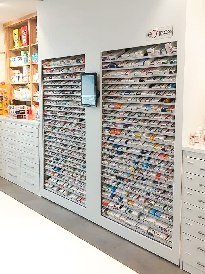 farmacia automatizada vitoria